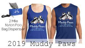 2019 Muddy Paws Swag