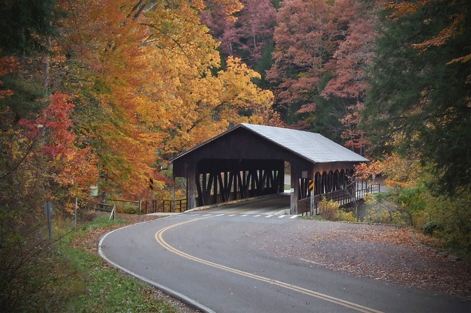 Covered Bridge Marathon