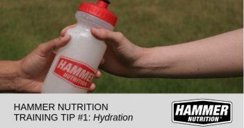 Hammer Nutrition Training Tip #1