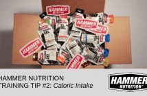 Hammer Nutrition Training Tip #2