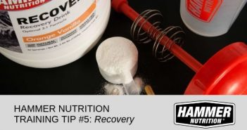 Fuel smart with Hammer Nutrition