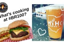 What's cooking at #BR100?