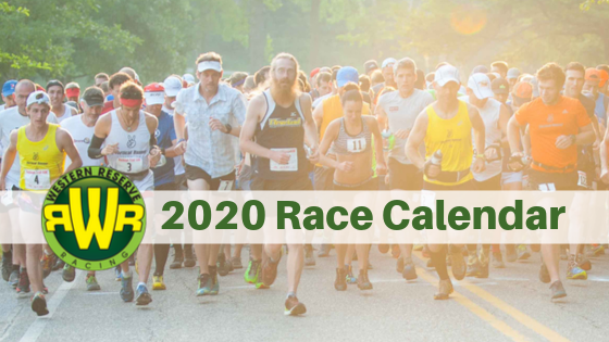 The 2020 Race Calendar is Here!
