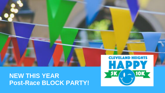 Happy 5k & 10k Block Party