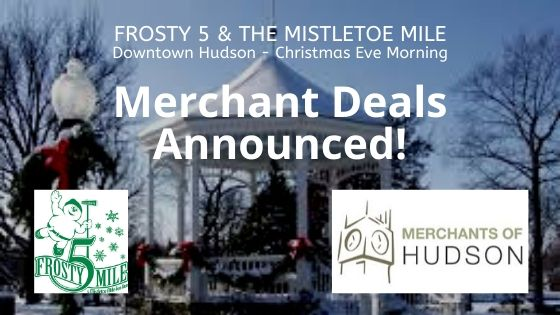 Frosty 5 Merchant Deals Announced