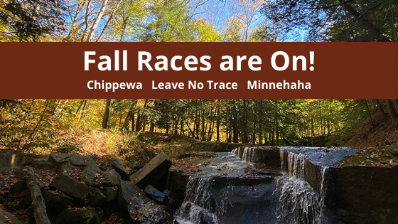Fall Races are On!