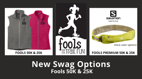 New swag options for Fools!