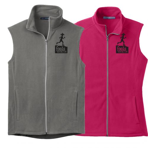 Fools 2021 Gender-specific Microfleece Vest