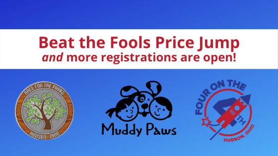 Fools Price Jump and More Registrations Open!