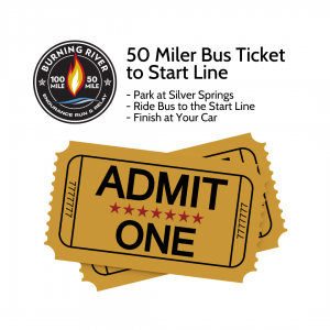 50M Bus Ticket to Start LIne