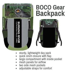Burning River BOCO Gear Backpack