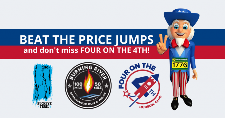 Beat the Price Jumps & Don't Miss Four on the 4th!
