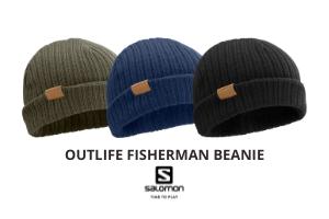 Salomon Outlife Fisherman Beanie
