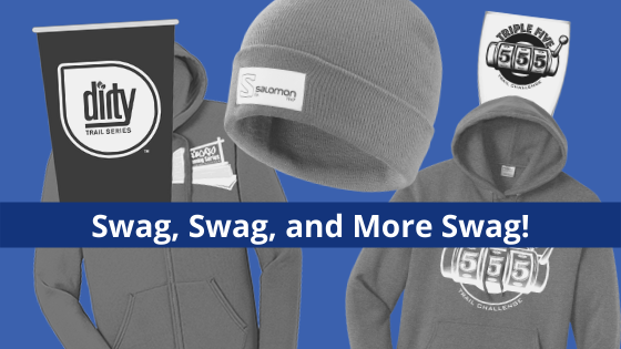 Swag, Swag, and More Swag!