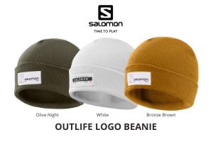 Salomon Outlife Logo Beanie
