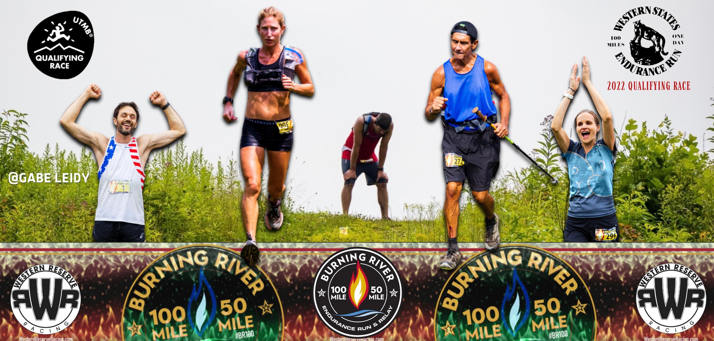16th Annual Burning River 100M/50M Endurance Run & Relay