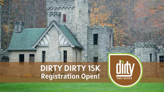 Dirty Dirty 15k – Registration Open!