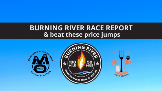 Burning River Race Report | Read it now!