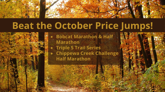 Beat the October Price Jumps!